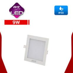 ดาวน์ไลท์ LED สี่เหลี่ยม 9w EVE