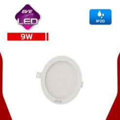 ดาวน์ไลท์ LED หน้ากลม 9w EVE