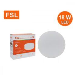FSL 18w ติดลอยกลม
