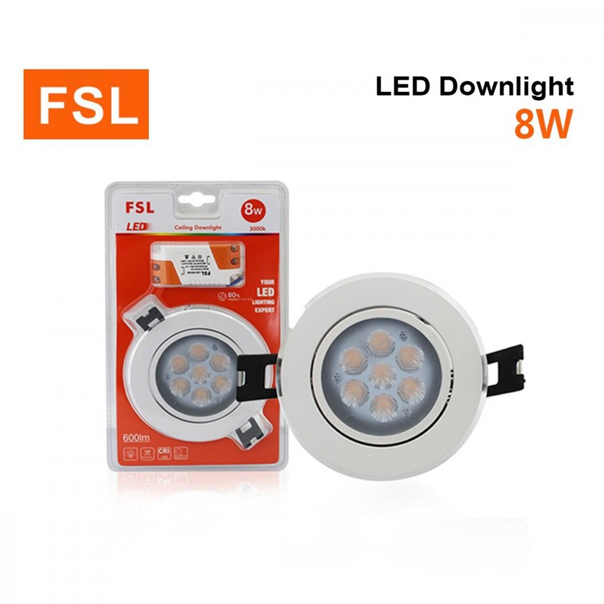 FSL 8w