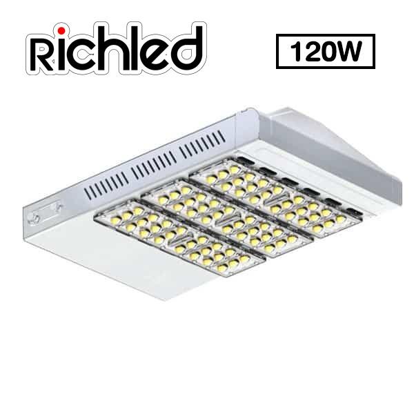 โคมไฟถนน LED 120w RICHLED Warm White