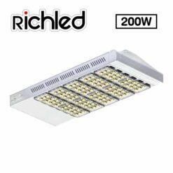โคมไฟถนน LED 200w RICHLED Warm White