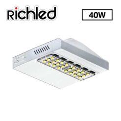 โคมไฟถนน LED 40w RICHLED Daylight
