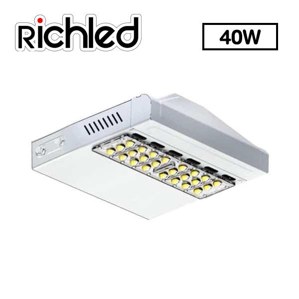 โคมไฟถนน LED 40w RICHLED Warm White