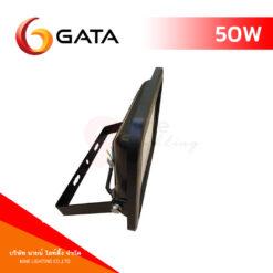 ด้านข้างสปอร์ตไลท์ LED 50W GATA Slim