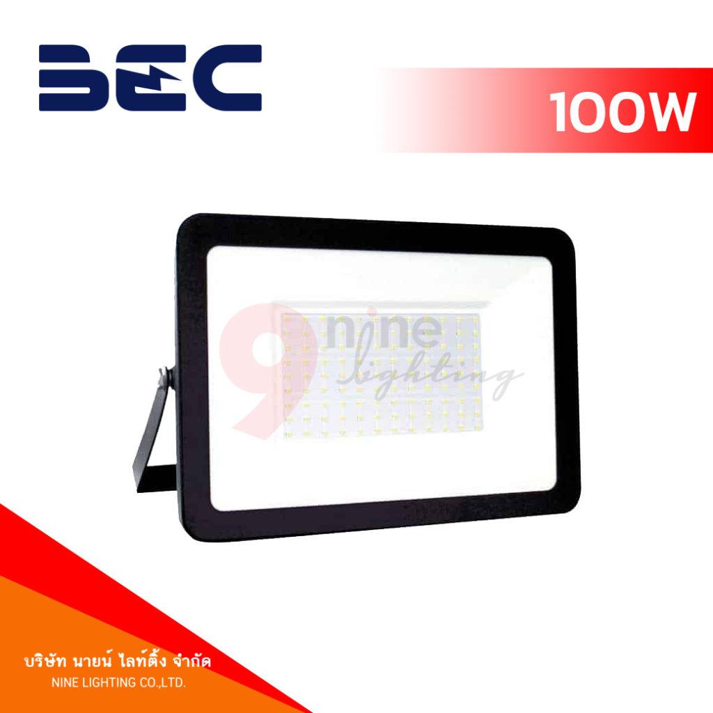 สปอร์ตไลท์ LED 100W BEC Zonic