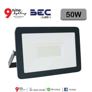 สปอร์ตไลท์ LED 50w BEC