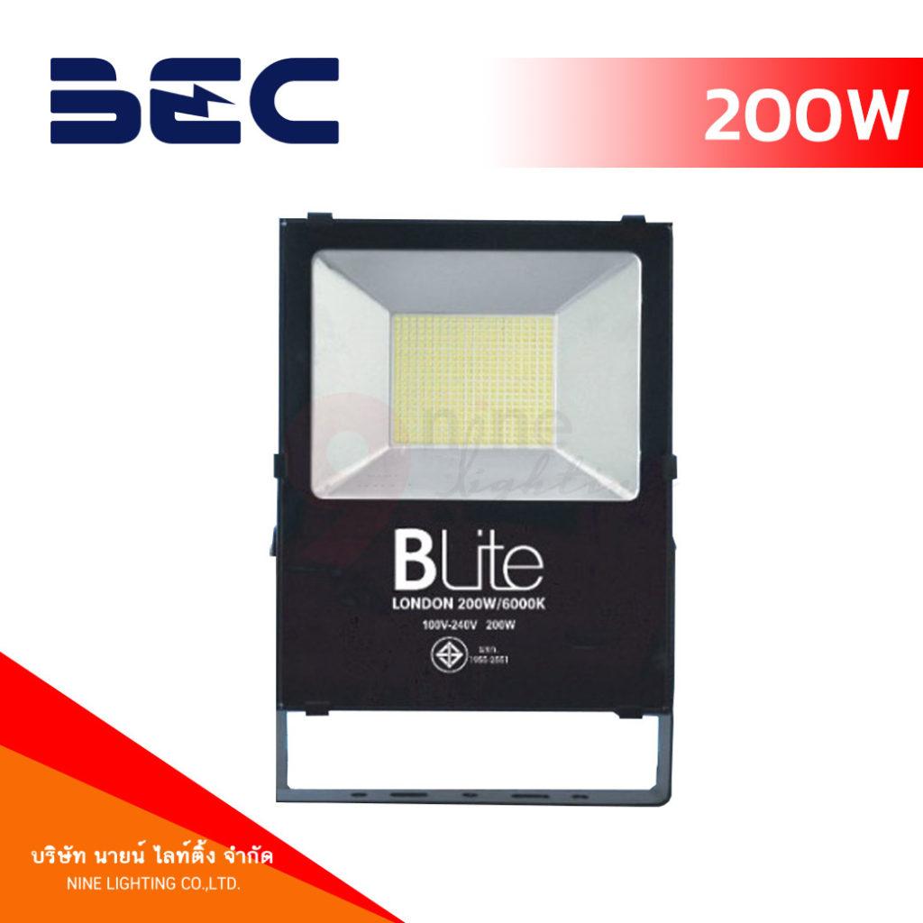 สปอร์ตไลท์ LED BEC 200W London