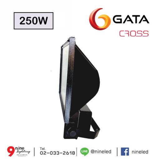 ด้านข้าง โคมเมทัลฮาไลด์ 250 วัตต์ GATA CROSS