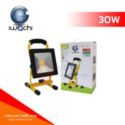 สปอร์ตไลท์พกพา LED 30W IWACHI