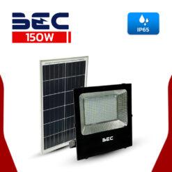 สปอร์ตไลท์โซล่าเซลล์ LED 150W BEC รุ่น CHEETAH