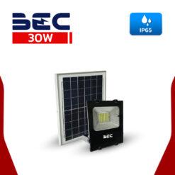สปอร์ตไลท์โซล่าเซลล์ LED 30W BEC รุ่น CHEETAH