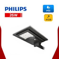 โคมไฟถนนโซล่าเซลล์ LED 26W PHILIPS BRP 710 LED45 SUNSTAY