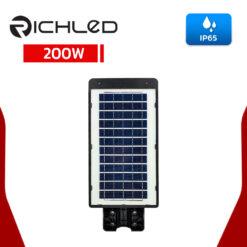 โคมไฟถนนโซล่าเซลล์-LED-200W-RICHLED-SUNLIGHT2