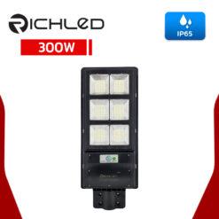 โคมไฟถนนโซล่าเซลล์-LED-300W-RICHLED-SUNLIGHT