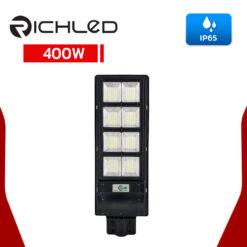 โคมไฟถนนโซล่าเซลล์-LED-400W-RICHLED-SUNLIGHT