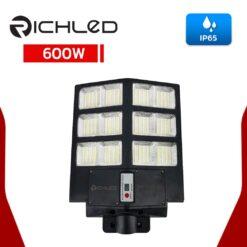 โคมไฟถนนโซล่าเซลล์-LED-600W-RICHLED-SUNLIGHT