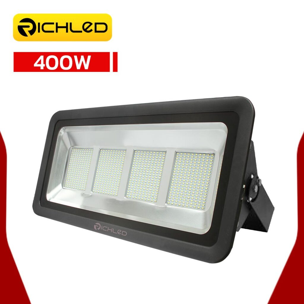 สปอร์ตไลท์ LED 400w RICHLED ECO BRIGHT