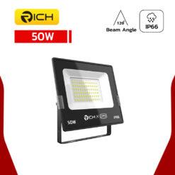สปอร์ตไลท์ LED 50W RICH Cooler